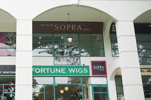 Sopra Ginza Singapore Store